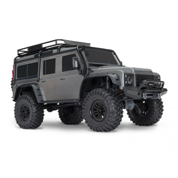 TRX-4 Crawler Land Rover Defender - Silver