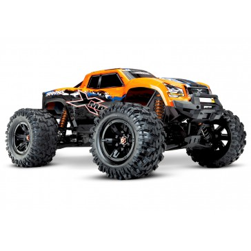 X-Maxx 4WD 8S brushless monstertruck Orange