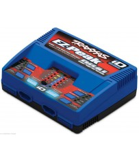 Charger EZ-Peak Plus 100W Duo LiPo/NiMH with iD Aut Bat. NEW VERSION