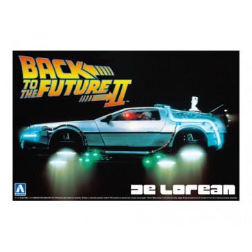 """De Lorean """"Back To The Future 2"""" 1/24"""