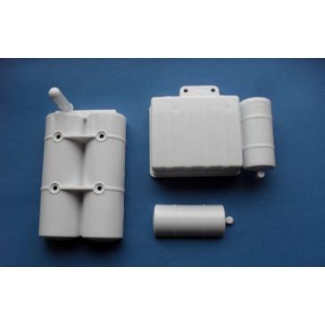 Gas tank kit