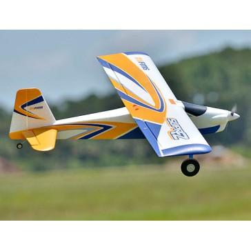 DISC.. Plane Trainer 1220mm Super EZ V3 RTF kit (mode 2 ) - float inc