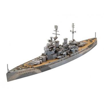HMS King George V 1:1200