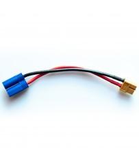 Câble de charge XT60 vers EC5