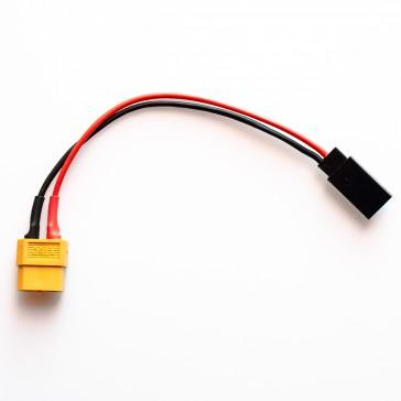 Câble de charge XT60 vers FUT RX