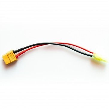 Câble de charge XT60 vers Micro Tamiya