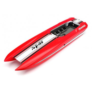 Hull, DCB M41, red (fully assembled)