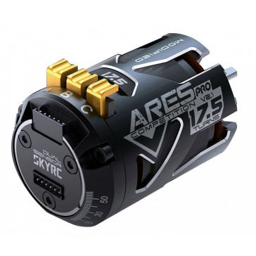 ARES PRO V2.1 MODIFIED Brushless Motor 1/10 Sensor 4.5T