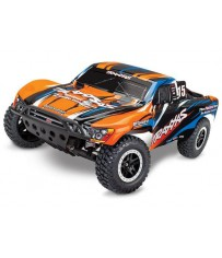 Slash 2WD XL-5 TQ (incl battery/charger), OrangeX