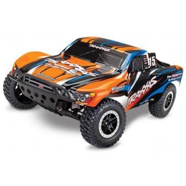 Slash 2WD XL-5 TQ (incl battery/charger), OrangeX