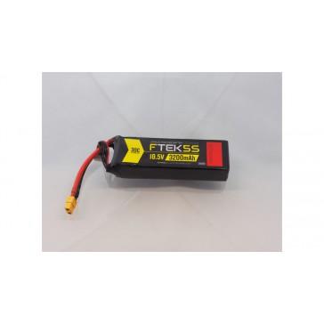 F-TEK 5S 3200mAh (18,5V) 30C LiPo Pack (XT60)