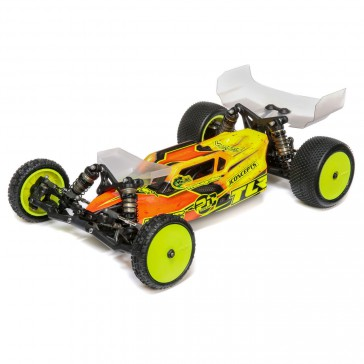 22 5.0 AC Race Kit: 1/10 2WD Buggy Astro/Carpet