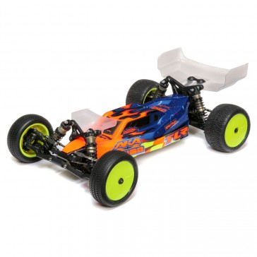DISC.. 22 5.0 DC Race Kit: 1/10 2WD Buggy Dirt/Clay