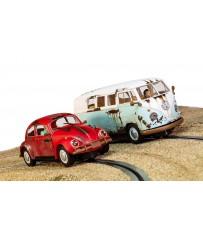 DISC..VW BEETLE/CAMP.VAN W.COAST (8/18)
