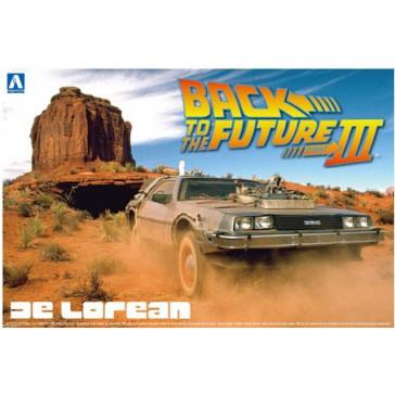 """De Lorean """"Back To The Future 3"""" 1/24"""