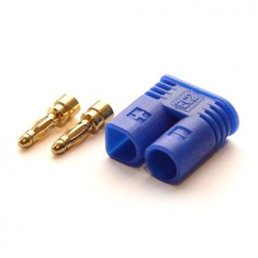 Connecteur : prise EC2 Mâle (1pc)