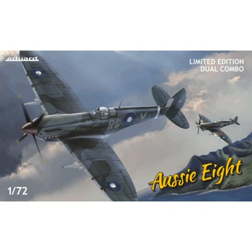 Aussie Eight DUAL COMBO Limited Edition  - 1:72