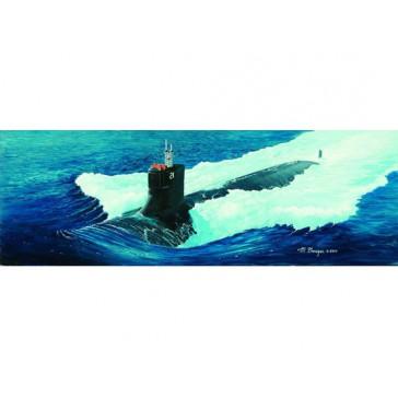 USS SSN21 Submarine 1/144