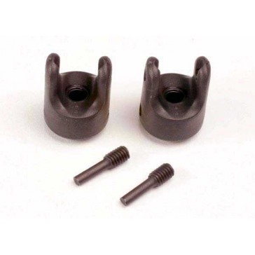 Differential output yokes (Heavy-duty) (2)/ set screw yoke p