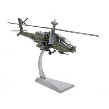 ROC Army AH-64E (Die Cast) 1/72