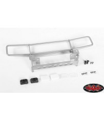 Ranch Front Grille Guard W/Lights for TraxxasTRX-4 79 Bronco