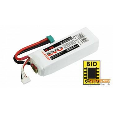 ROXXY EVO LiPo 4 - 2600M 40C avec BID-Chip