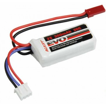 ROXXY EVO LiPo 2 - 300B 30C