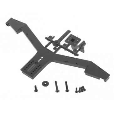 AX31394 JCROffroad Vanguard Spare Tire Carrier