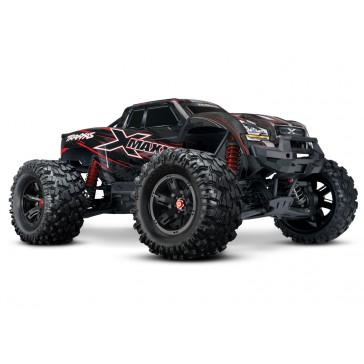 X-Maxx 4WD 8S brushless monstertruck Red