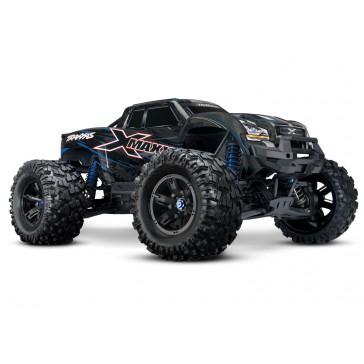 DISC.. X-Maxx 4WD 8S brushless monstertruck Blue