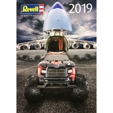 Catalogue Revell 2019 D/GB