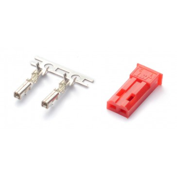 Connector : female JST tin plated terminals (10pcs)