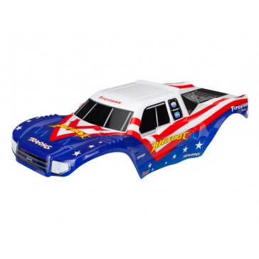 Body Bigfoot Red, White, & Blue, Licensed replica (painted, decals ..