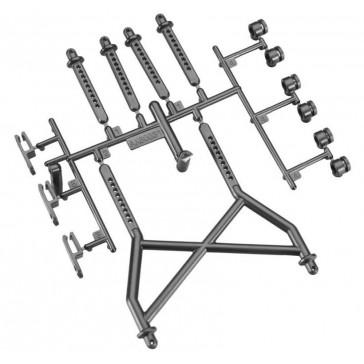 AX80031 Body Mounts Parts Tree