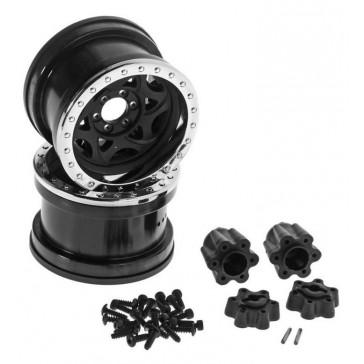 AX31037 2.2 Walker Evans Wheels Chrome Black (2)