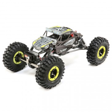 1/18 4WD Temper Gen 2, Brushed: Yellow RTR Int