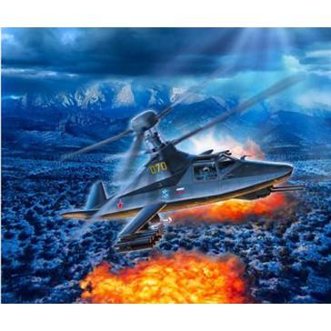 Kamov Ka-58 Stealth 1:72
