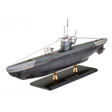 Model Set Sous-marin allemand Ty 1:144