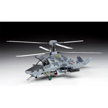 Model Set Kamov Ka-58 Stealth 1:72