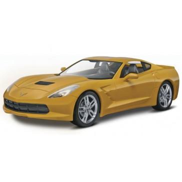 Model Set 2014 Corvette Stingray 1:25