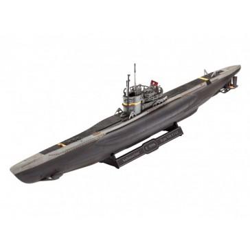 Model Set German Submarine Type 1:350