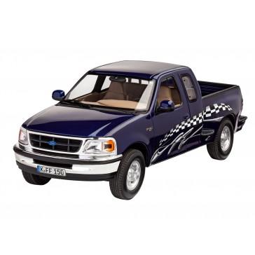 Model Set 1997 Ford F-150 XLT 1:25