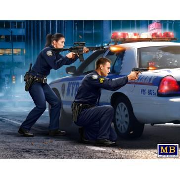 Sgt Melgoza & Patrolman Taylor 1/24