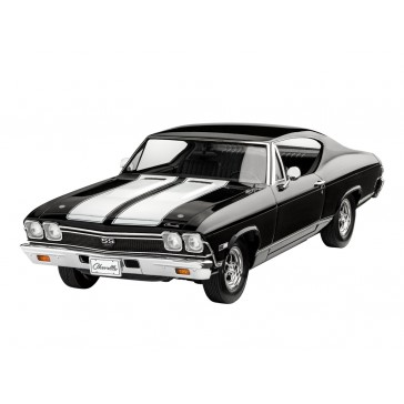 1968 Chevy Chevelle SS 396 1:25