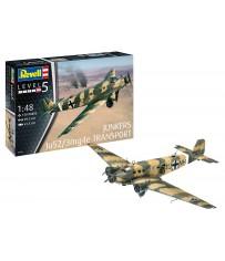 Junkers Ju52/3m Transport 1:48