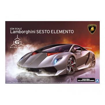 Aoshima Aoshima 1 24 Lamborghini Sesto Elemento Mcm Group