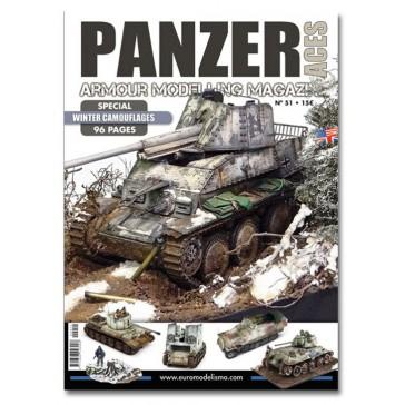 Magazine PANZER ACES NR.51 CAMOUFL. ENG.