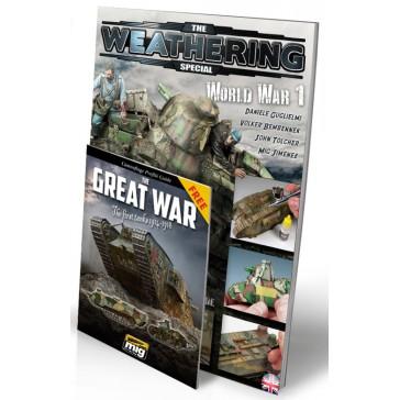 Magazine THE WEATHERING SP. WORLD WAR I ENG.