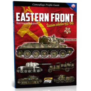 Magazine EASTERN FRONT. RUSSIAN VEHICLES ENG.