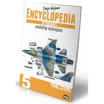 Magazine ENCYCLOPEDIA VOL.5 - FINAL STEPS ENG.